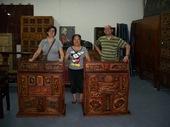 Simona, Florio e un'antiquaria cinese