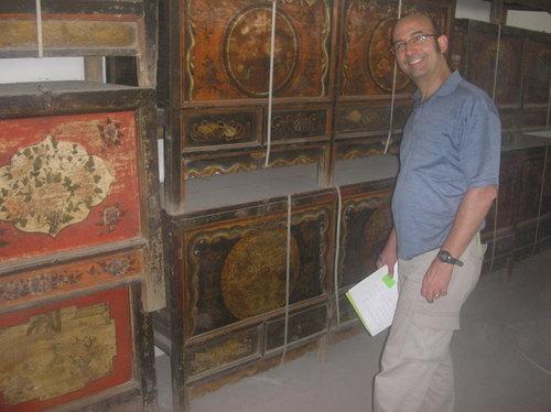 Latitudini mobili viaggi per trovare mobili etnici antichi orientali cinesi tibetani mongoli - I mobili sono detraibili ...