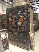 Stupendo armadio Shanxi da restaurare