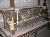 Altare cinese a 4 ante