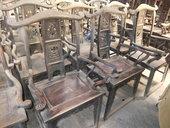 Sedie cinesi del dignitario
