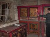 Cassapanche cinesi ... a lume di candela
