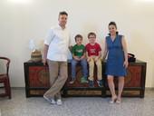 Sabrina E Family Con Madia Mongolia