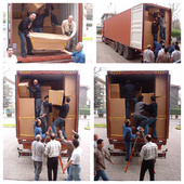 Scarico Container Mobili Cinesi