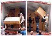 Anche Florio Scarica Il Container Di Mobili Cinesi!