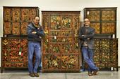 Florio E Walter Fra Mobili Tibet
