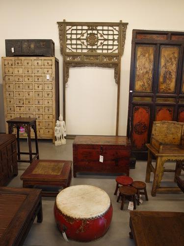 ... Outlet 1400 mq vendita mobili etnici orientali cinesi: negozio Milano