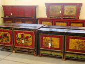 Madie Mongolia A Pannelli Decorati