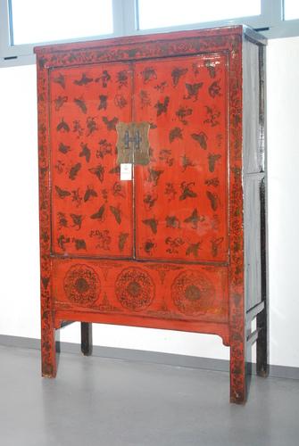 latitudini mobili - gli armadi da cina, tibet e mongolia - Mobili Cinesi Roma