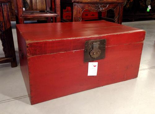 Mobili Cinesi Laccati Neri : Latitudini mobili i bauli da cina tibet e mongolia