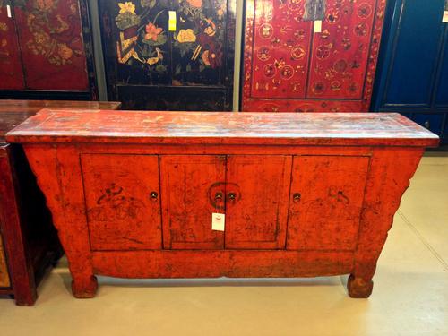 Credenza Ikea Rossa : Latitudini mobili credenze e madie da cina tibet mongolia