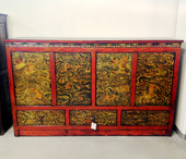 Grande Credenza Tibetana