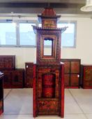 Ruota Da Preghiera Tibetana