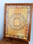 Stampa Mandala Tibetano