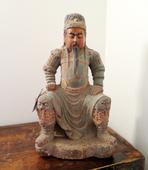 Statua Cinese Antica