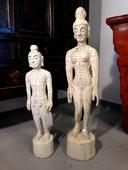 Statue Cinesi Dell'agopuntura