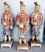 Statue Cinesi Guerrieri Di X'ian
