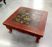 Tavolino Mongolia Quadro