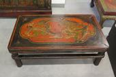 Tavolino Tibet Decoro Drago