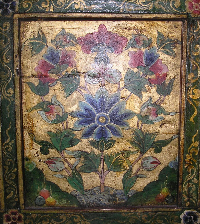Latitudini mobili le tecniche decorative dei mobili tibetani - Decorazioni per mobili ...