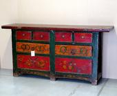 Credenza Altare Mongolo