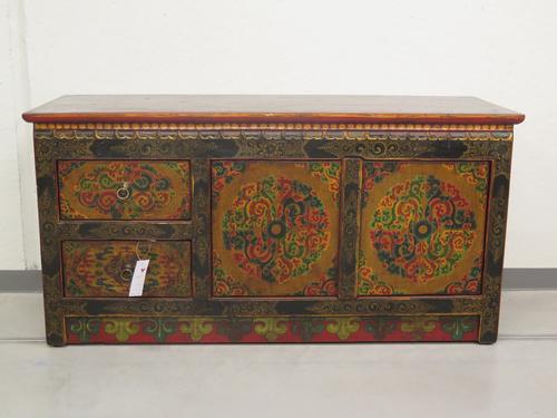 latitudini mobili la collezione di mobili tibetani