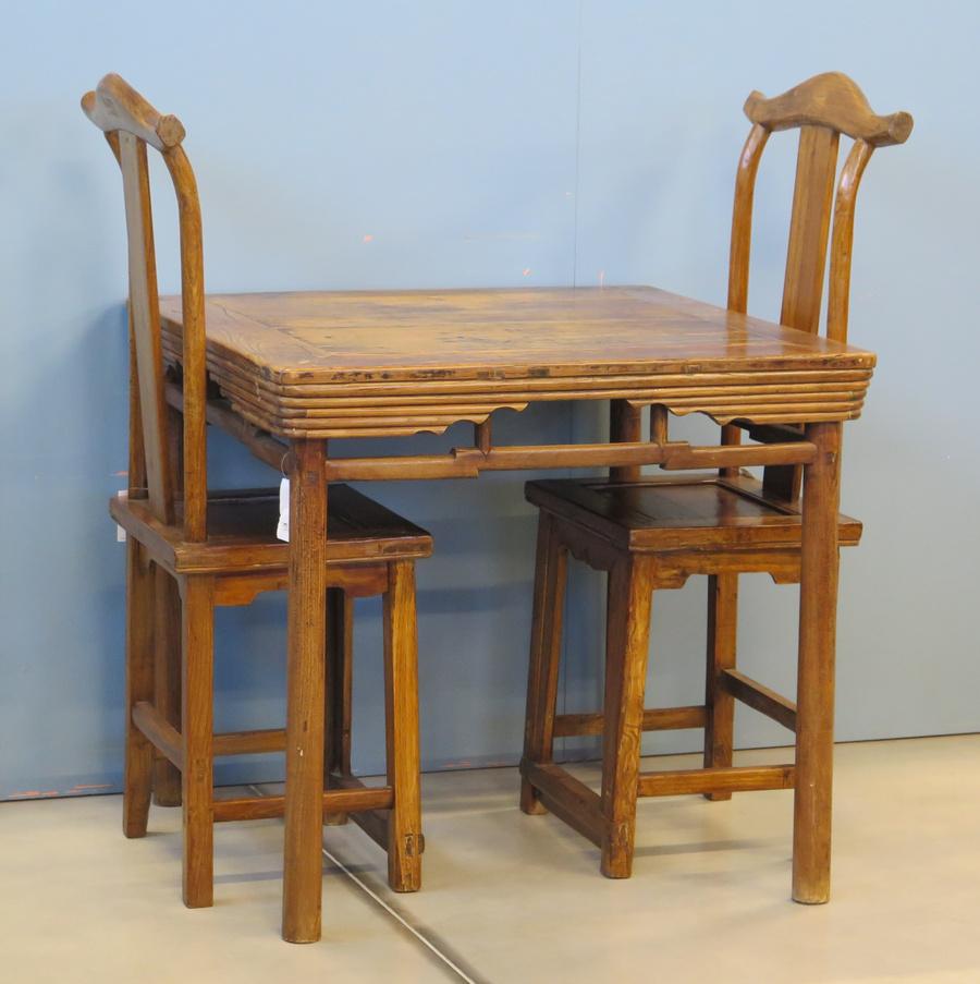 Tavolo cinese da pranzo tavoli consolles scrittoi - Altezza tavolo da pranzo ...