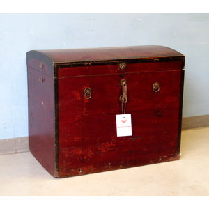 BAULI - BAULE CINESE CON COPERCHIO STONDATO - BB-10730