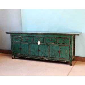 CREDENZE, MADIE - CREDENZA CINESE IN LACCA - CM-10788